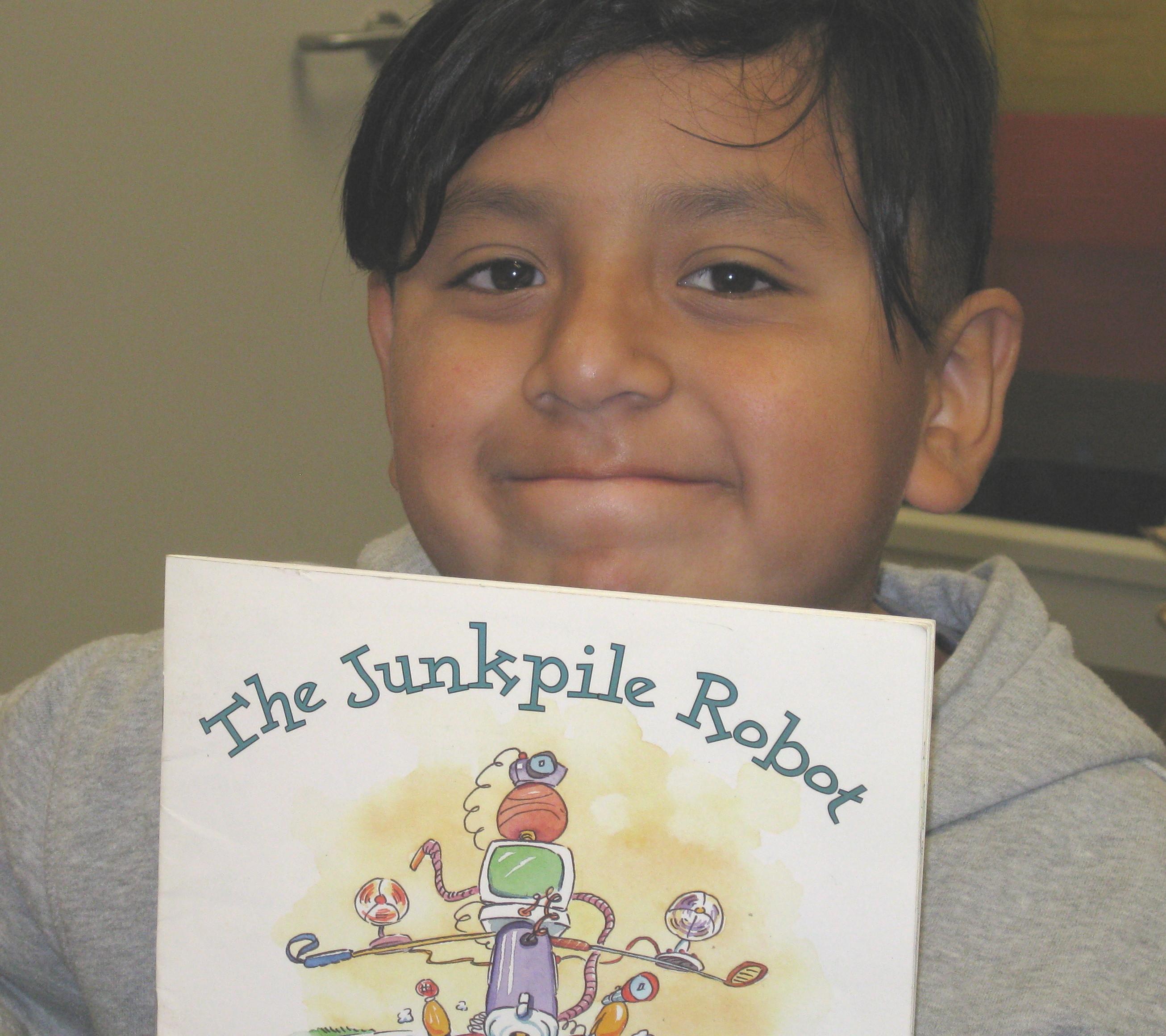 Rafael reading blog